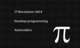 IT-Revolution 2014
