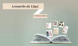 Who Was Leonardo da Vinci   Aliyah s  rd Grade Book Report in     Fast Company