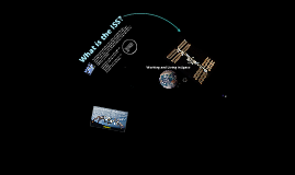 Copy of Working and Living in Space - ISS