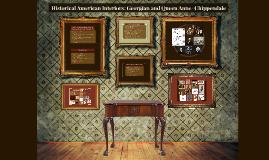 Historical American Interiors