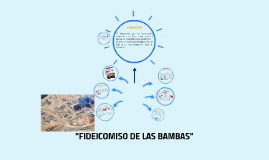 """FIDEICOMISO DE LAS BAMBAS"""