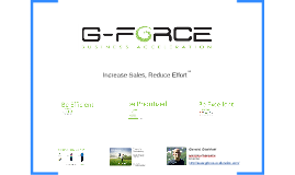 G-Force General Overview - No Audio