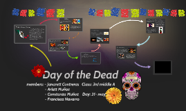 Copy of Day of the Dead - Mexico