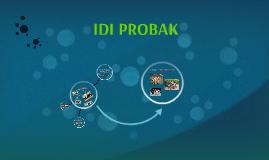 IDI PROBAK