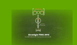 Stratégie Fing 2016