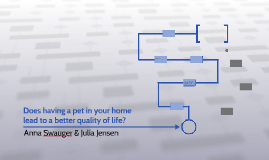 Does having a pet in your home lead to a better quality of l