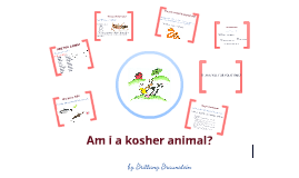 kosher animal?