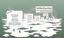 Holiday Sing-Along!