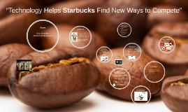 technology helps starbucks find new ways 3 ways starbucks is innovating and why you should care using cloud technology to update recipes starbucks is investing in new web technologies.
