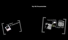 Independent Study Presentation