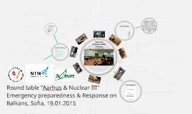 "Round table ""Aarhus & Nuclear III"""