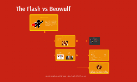 The Flash vs Beowulf