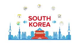 Where is South Korea?