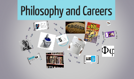 Philosophy and Careers