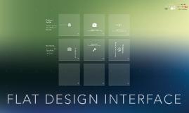 Copy of Copy of Free prezi - Flat design interface prezi template