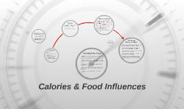 Calories & Food Influences