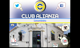 Comunidades Club Alianza Colón Bs. As.