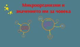 Copy of Микроорганизми и значението им за човека