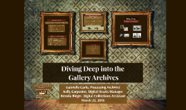 Gallery Archives