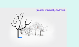 Copy of Judaism, Christianity, and Islam