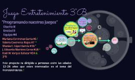 Diseño III Entretenimiento Unidad II
