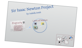 Isaac Newton project