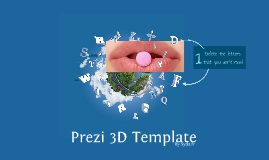 Copia de Prezi 3D TEMPLATE by sydo.fr
