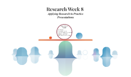 Research Week 8