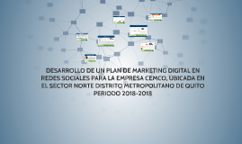 DESARROLLO DE UN PLAN DE MARKETING DIGITAL EN REDES SOCIALES