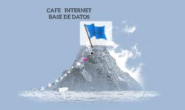 Copy of Base de datos Cafe internet