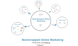 Bootstrapped Online Marketing