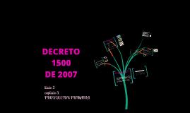 DECRETO 1500 DE 2007