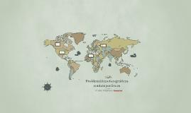 Problemáticas Geográficas Contemporáneas