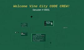 Code Crew 001