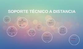 Copy of SOPORTE TÉCNICO A DISTANCIA