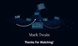 Copy of Mark Twain Presentation