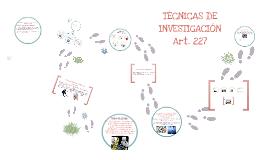 Copy of Técnicas de investigación social. Universidad de Mayores