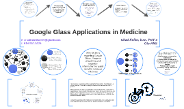Copy of Google Glass Applications in Medicine