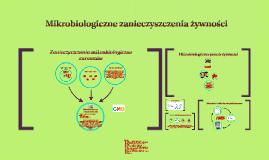 Mikrobiologiczne zanieczyszczenia żywności