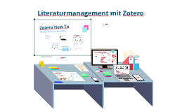 Literaturmanagement mit Zotero IBI