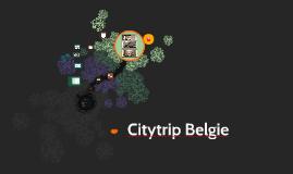Copy of Citytrip Belgie