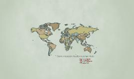 Comunicación Audiovisual en Asia