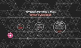 Proyecto: Limpiemos la FESA.