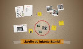 JARDIN DE INFANTES Nº72 BAMBI