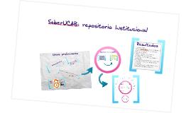 Saber UCAB: origen , enfoque y perspectivas futuras