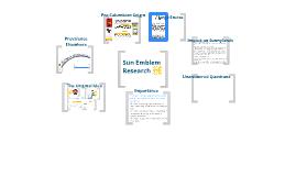 Sun Emblem Research