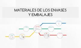 MATERIALES DE LOS ENVASES