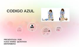 CODIGO AZUL  HUGO