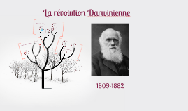 La révolution Darwinienne