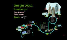 La Energia eolica es la energia cuyo movimimiento